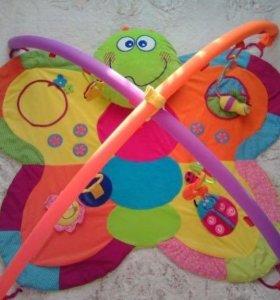 Продам яркий развивающий коврик для детей