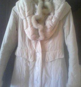 Пальто женское на синтапоне