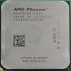 AMD Phenom X4 9550 2200Mhz (Socket AM2+)