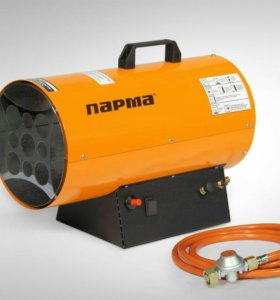 газовая тепловая пушка фирма Парма 15 квт