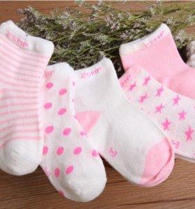 Носочки для самых маленьких!!!