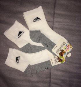 Носки новые adidas