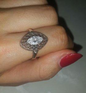 Кольцо серебряное-3,5 г