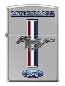 Зажигалка Zippo 8472 Ford Mustang