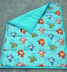 Одеяльце ручной работы