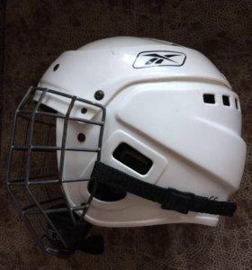 Хоккейный шлем, детский