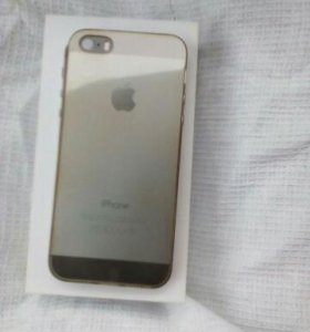 IPhone 5s silver Gray 16GB