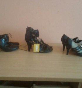 Новая обувь, размеры разные