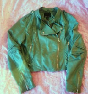 3 кожаные куртки