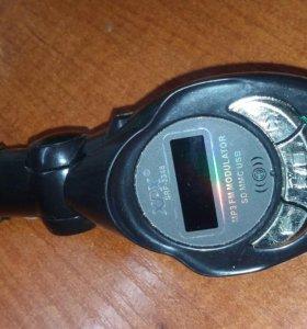 МP3 FM MODULATOR