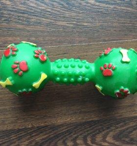 Игрушка резиновая для собак
