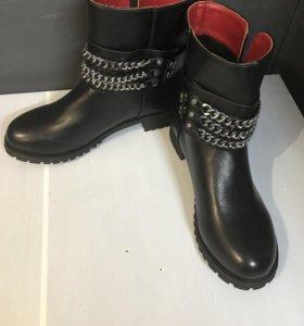 Ботинки Hermes