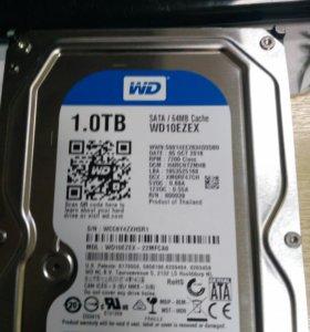 HDD на 1 т