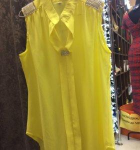 Нарядная блуза!