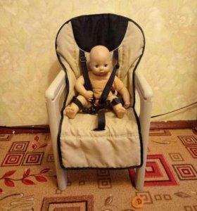Детский стул для кормления трасформер
