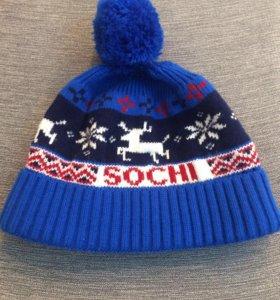 Шапочка Sochi!!!