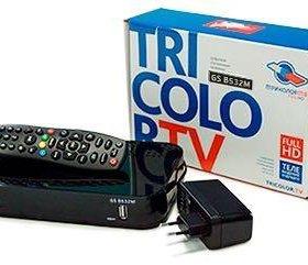 Комплект Триколор с установкой на 2 ТВ