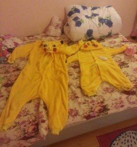 Пижамы фамили лук