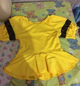 Блуза дезайнерская