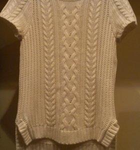 Свитер пуловер zolla