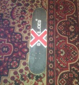 Скейтборд(новый 3000)