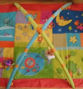 Детский игровой коврик + фруктовые пюре бесплатно!