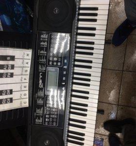 Синтезатор новый