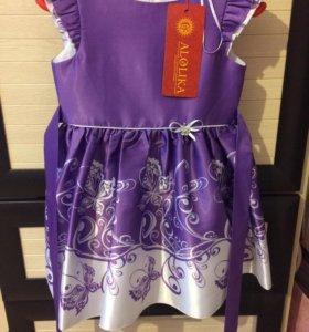 Детское платье Alolika