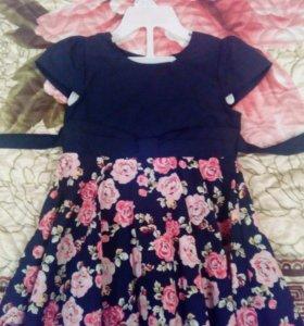 Платье для девочки-
