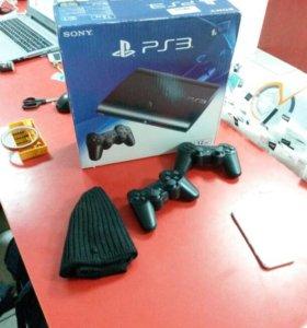 Sony Playstation 3 super slim . ps3