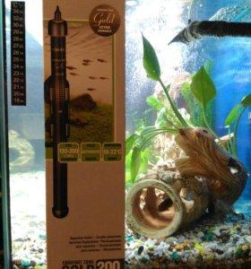 Новый терморегулятор для аквариума