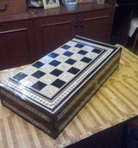 Шахматы + нарды