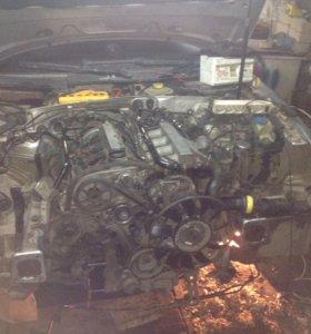 Мотор Volkswagen Б 5+18 Турбо