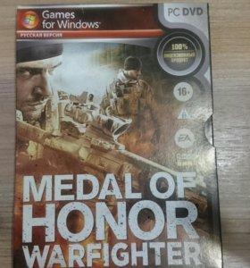 Medal of Honor WARFIGHTER 2DVD