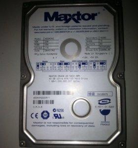Жесткий диск на 40 g