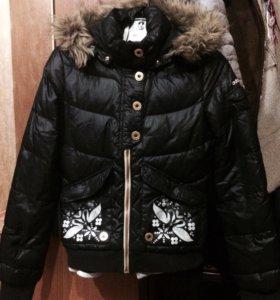 Зимняя курточка adidas