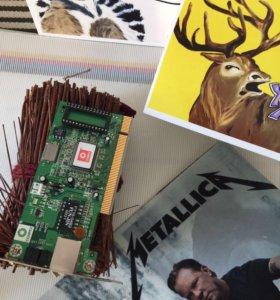 ✅ Сетевая плата COMPEX V326B RJ45 PCI.