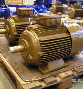 Ремонт электродвигателей в Ульяновске