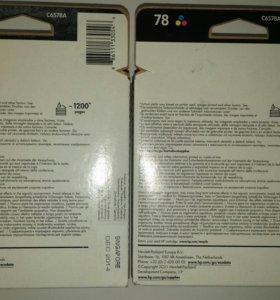 Картридж HP C6578A #78