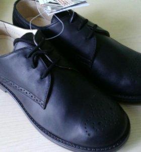 Новые туфли, р-р 34