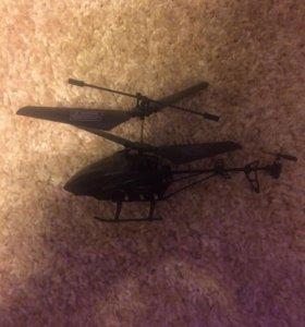 Вертолёт на запчасти