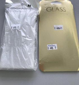 Samsung Galaxy A5 защитное стекло на экран