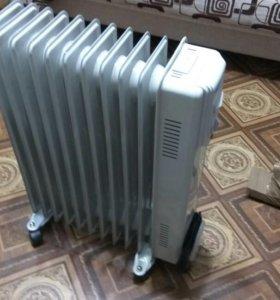 Радиатор маслонаполненный электрический