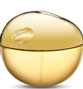 "Donna Karan ""DKNY Be Delicious Golden"" 100 ml🇦🇪"