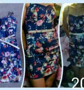 Платье XXS