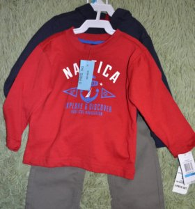 Детский костюм тройка новый