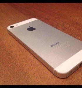 Продам iPhone 5 или обменяю на 5s, 6