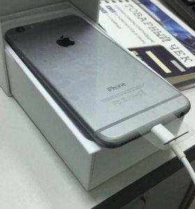 iPhone 6  16gb,новый (есть рассрочка)