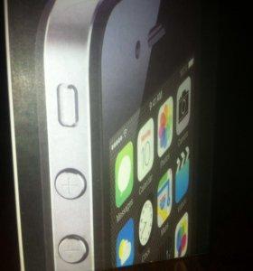 Айфон 4. 16гиг.
