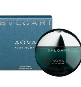Тестер Bvlgari Aqua pour Homme 100мл для мужчин